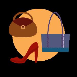 รองเท้า/กระเป๋า